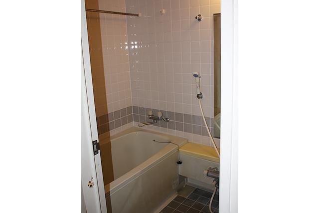 浴室 リフォーム事例 before 001