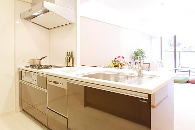キッチン リフォーム事例 after