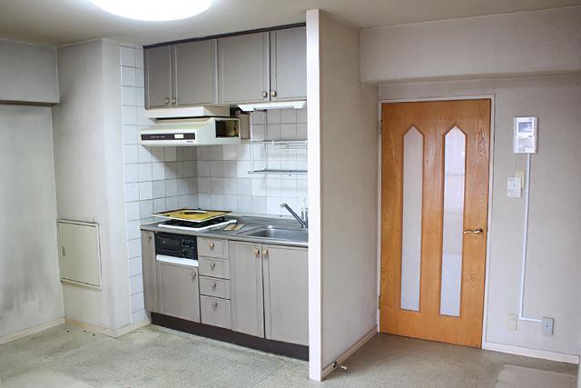 キッチン リフォーム事例 before 002