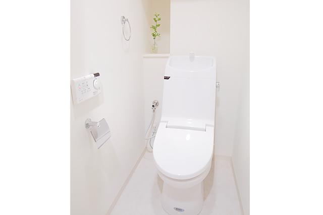 トイレ リフォーム事例 after
