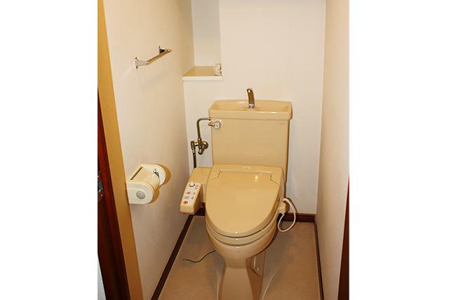トイレ リフォーム事例 before