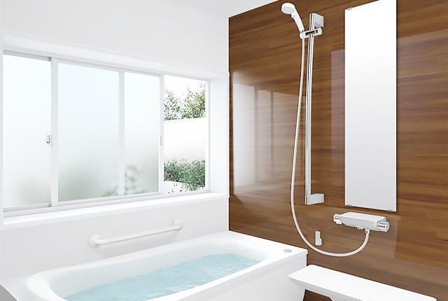 ポイントリフォーム 風呂