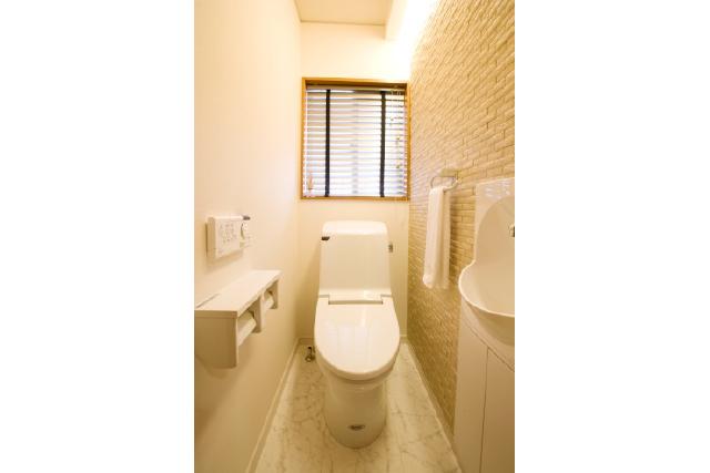 一戸建て トイレ after