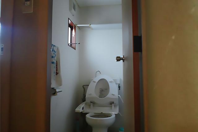一戸建て トイレ before